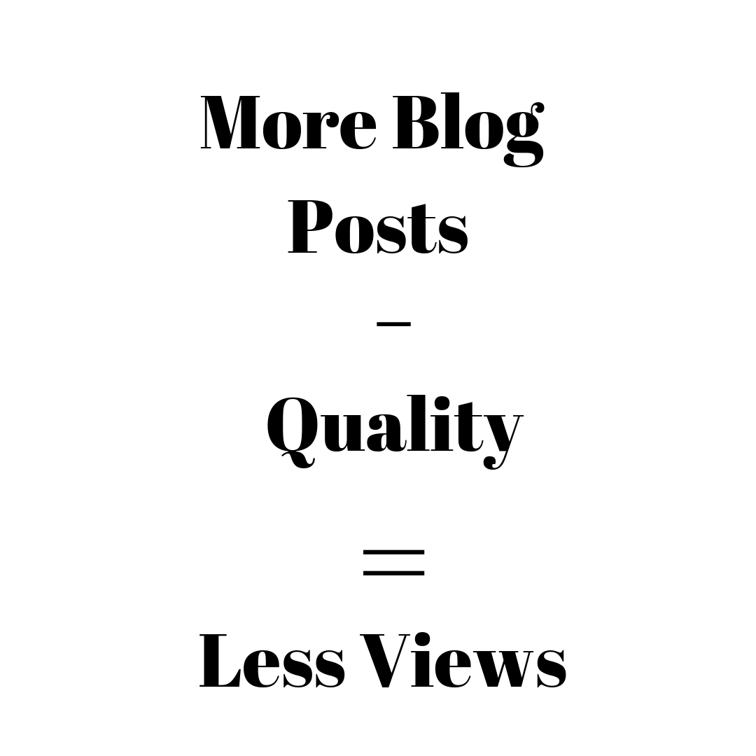 less Blog Posts