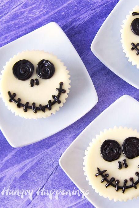 jack skellington cheesecakes